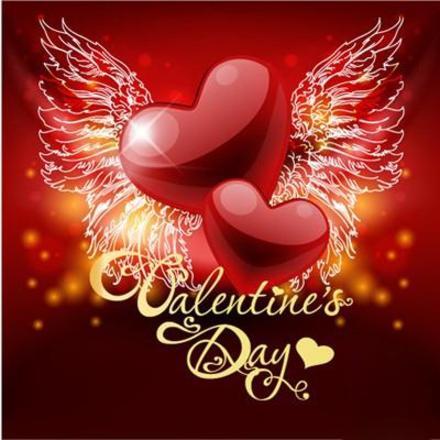 Красивая лучшая бесплатная открытка с поздравлением, лучшая бесплатная открытка с поздравлением, 14 февраля, День Святого Валентина, День всех Влюбленных, валентинка, поздравление, сердечки. Открытки  Красивая лучшая бесплатная открытка с поздравлением, лучшая бесплатная открытка с поздравлением, 14 февраля, День Святого Валентина, День всех Влюбленных, валентинка, поздравление, сердечки, крылышки скачать бесплатно онлайн! Скачать красивые картинки быстро можно здесь! скачать открытку бесплатно | pozdravok.qwestore.com